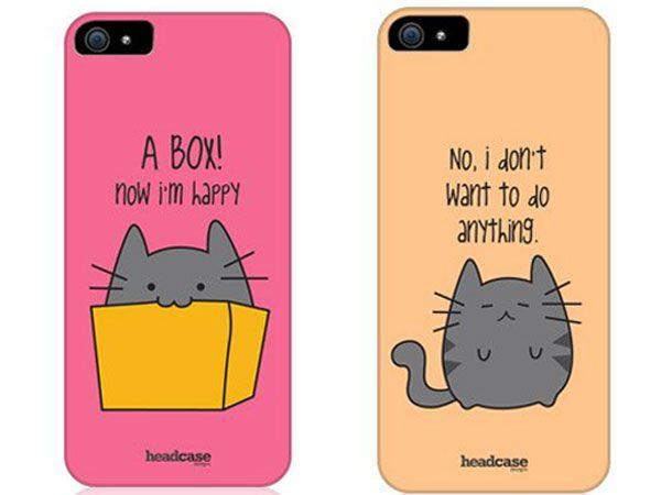 5 Bellissime custodie a tema gatto per il tuo iphone 5