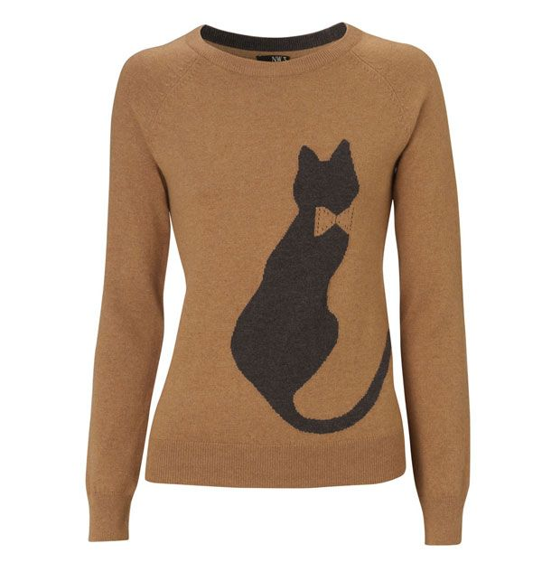 Cat chic: kitty-themed clothing without a tapestry vest in sight