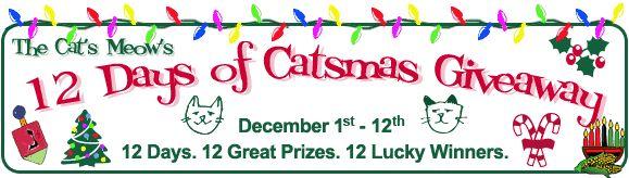 Giveaway di Catsmas: day 2 - calvin memorial