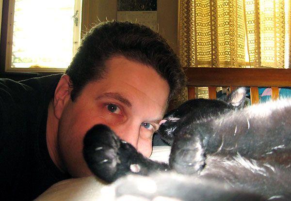 Conosci un gatto: il cantante robin radus di
