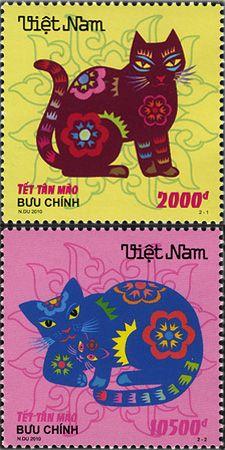 Il vietnamita fa le fusa nell`anno del gatto